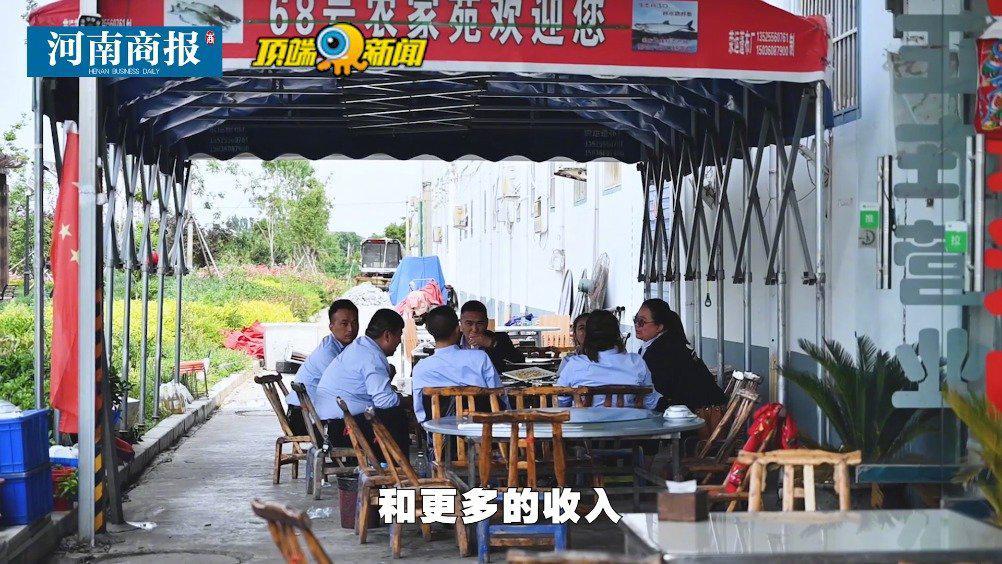 从郑州出发行至荥阳收费站,再往前见路左有一八角凉亭,拐进去……