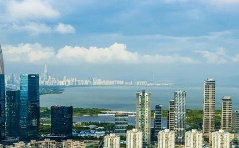 广州的存款领先杭州,仅次于北京上海深圳