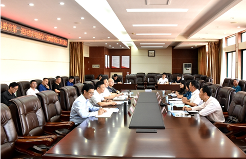 上饶市委第一巡回指导组来上饶师范学院指导党史学习教育工作