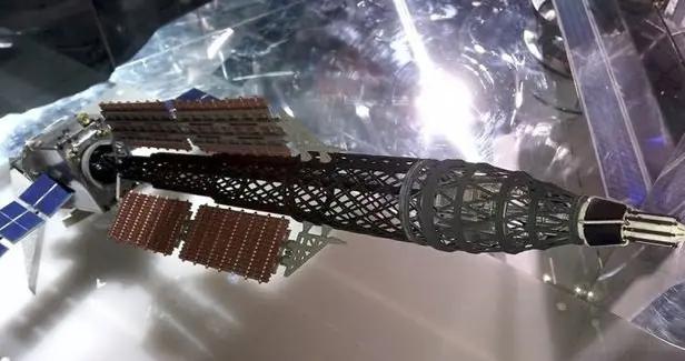 """俄罗斯""""宙斯""""核动力太空拖船将可在防空系统中使用"""