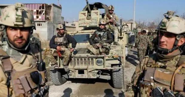 美中央司令部:阿富汗撤军已完成6%-12%