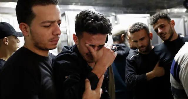 巴勒斯坦加沙地带卫生部:以色列空袭造成死亡人数升至67人