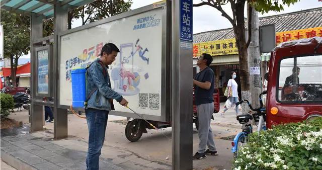 「丽江热线」看!这两天丽江城区近300个公交站台有了变化,因为…