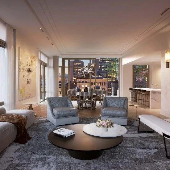 纽约艺术豪宅,极具魅力!