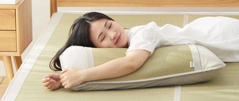日本人用了1300年的蔺草席,凉爽透气,消暑神器!