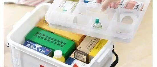 家庭应急物资清单来了,看看您家储备了几样?