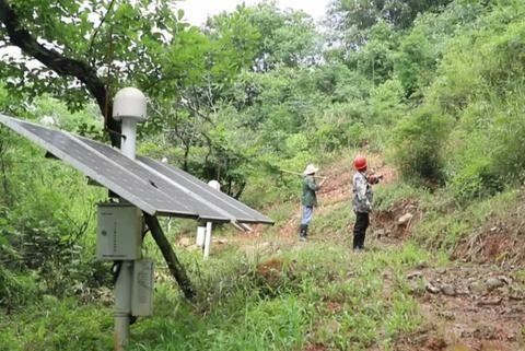 津市:及时处置地灾隐患 预防山体滑坡