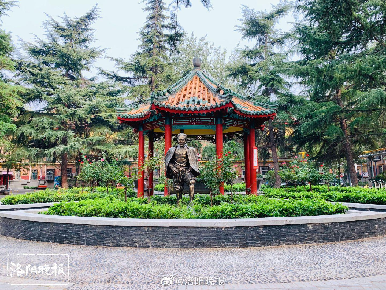 涧西工业遗产历史文化街区入选第二批省级历史文化街区
