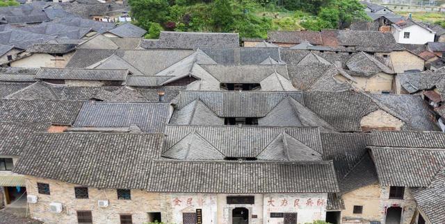 湖南张谷英村,古建筑千余座被誉为民间故宫,始祖从江西迁来