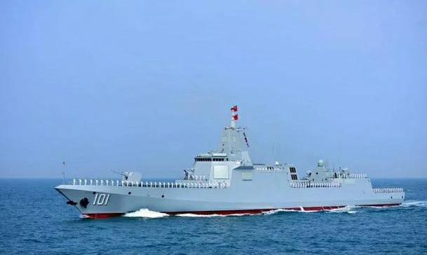 055驱逐舰要装备多少艘才够用?那当然是越多越好