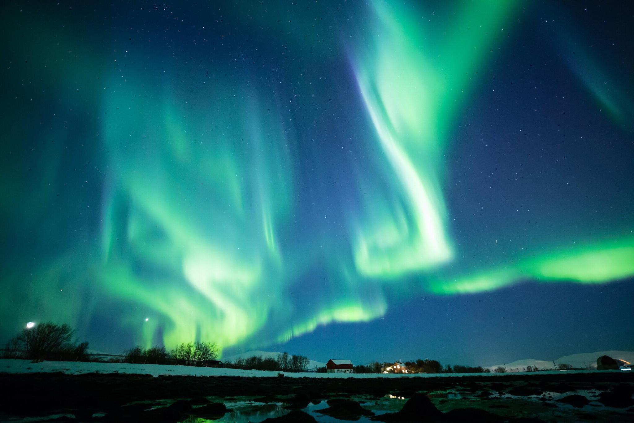 理性探索绝美项链星云,美的极光智能套系予你生活灵感