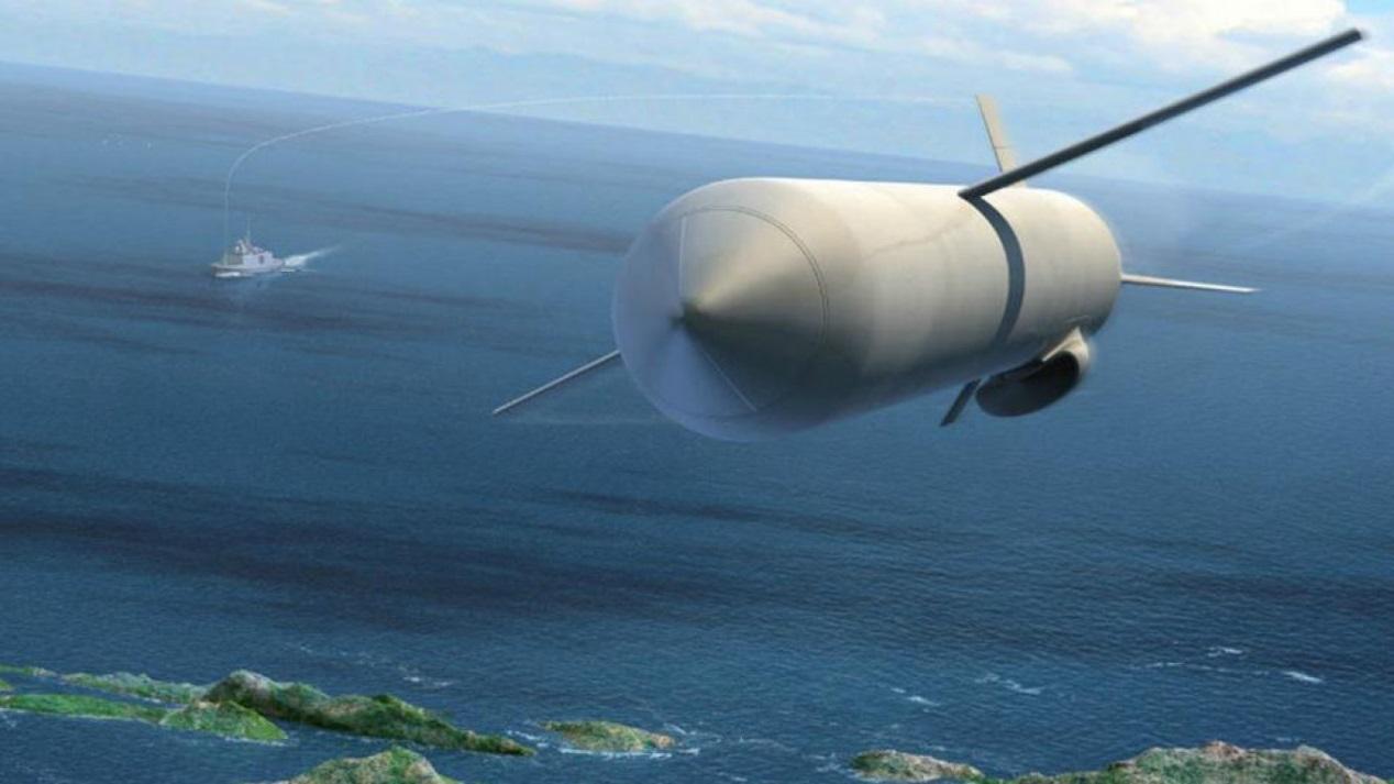俄罗斯绝密核动力导弹曝光,能在大气层飞行3年,美国这下慌了