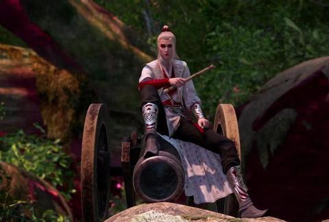 尤川烟熏妆登场,侯卿携火药救蚩梦李星云,不良帅可能没死