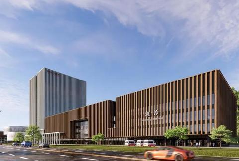 武汉一所医院将扩建至三甲,总投资24亿,开放床位800张