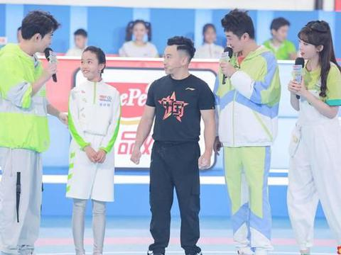 《运动不一样5》奥运冠军冯喆不敌小学生,超能力少年热血开赛