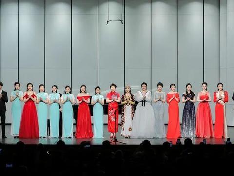 孟锦慧和她的丝路艺术团,一首《茉莉花》唱出四种味道