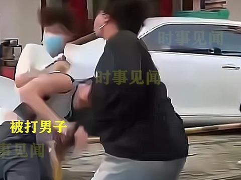 丧心病狂!广西一学生遭多人用U型锁疯狂殴打,现场画面曝光