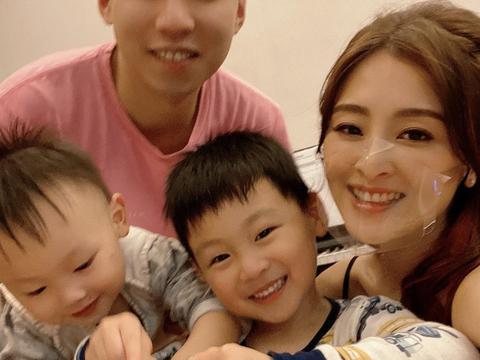 《伙记办大事》张名雅饰演情妇戏外幸福,近十年港姐仅一位离婚
