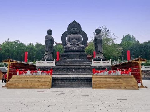 河南一个良心寺庙