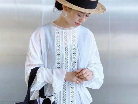 """日系穿搭盘点:能够展现""""干净感""""的穿搭,就是高级的装扮"""