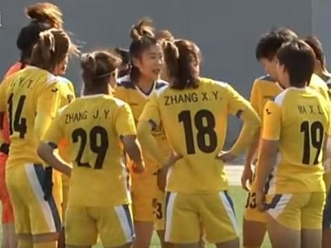 女超:卫冕冠军横扫三连胜,王霜完美留悬念,撑起中国女足