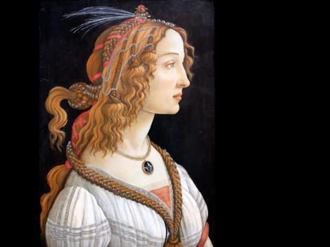 """""""含羞维纳斯""""的原型是她?这个美人,曾经惊艳了整个佛罗伦萨"""