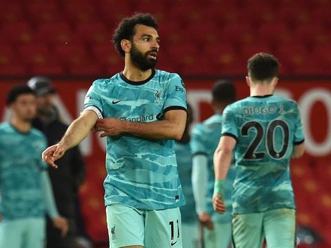 英超最新积分战报 萨拉赫登顶 利物浦逆转曼联差切尔西4分回前5