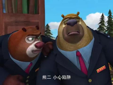 熊出没:光头强发财了,自己当老板,不亏就可以了