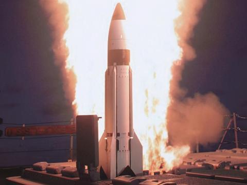 美军标准3导弹测试,号称可拦截高超音速导弹,吹牛还是真行?