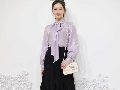 有一种高级叫蝴蝶结时装,减龄又大气,穿搭小白的专属时尚