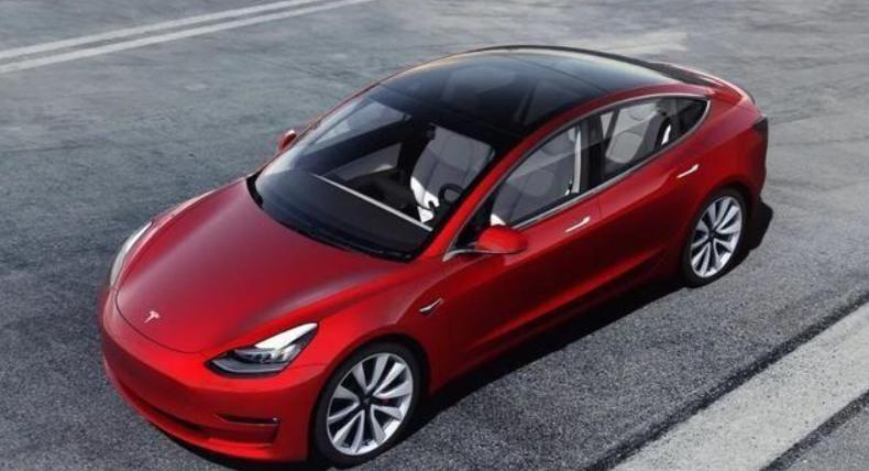 4月新能源汽车销量大变脸 特斯拉Model 3跌落 欧拉黑猫腰斩