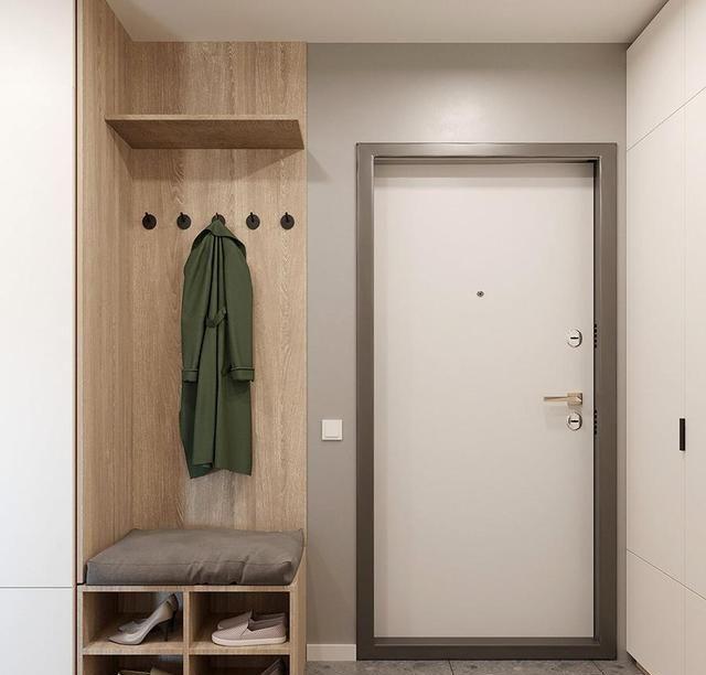 看了中年阿姨的39㎡公寓后才知道,北欧风格装修,真的适合小户型