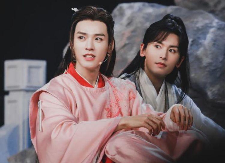 《山河令》将在韩国播出,龚俊、张哲瀚甜上头,围读花絮又被爆出