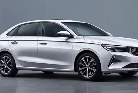 工信部发布8台新车申报图!5款轿车、3台SUV,预计将于年内上市
