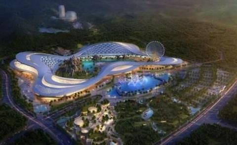 南京又新增一地标,耗资88亿打造,或将晋升网红打卡圣地