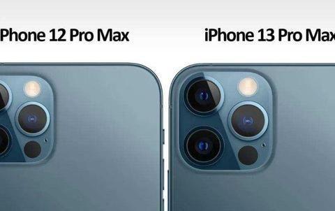 iPhone 13外观细节曝光,刘海缩小