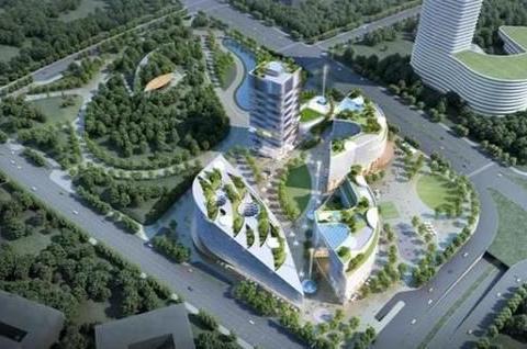 武汉将建新地标,预计年内开工,曾悬赏数百万征集概念设计方案
