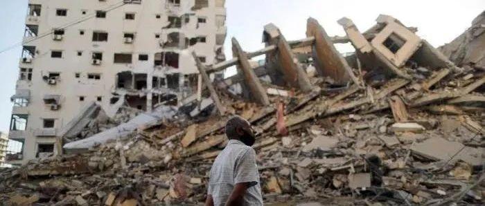 巴以冲突继续,加沙一片废墟!空袭致至少109人死亡,以色列拟发动地面进攻!安理会紧急斡旋,却被美方多次阻挠……