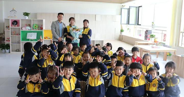 """日照市东港区南湖镇中心幼儿园:""""新征程 齐续航""""我们搬新家啦"""