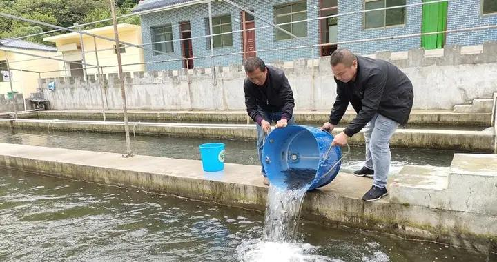 市渔业站:引进新品种 传授新技术