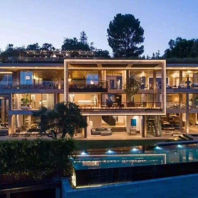 6亿豪华别墅,该是怎么的一种设计的