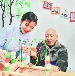 武汉开展家庭养老床位试点,失能老年人在家可享专业照护服务