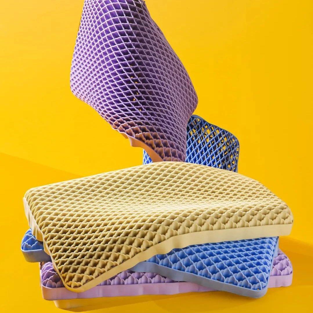 黑科技材质果冻枕,让你舒服睡到天亮!