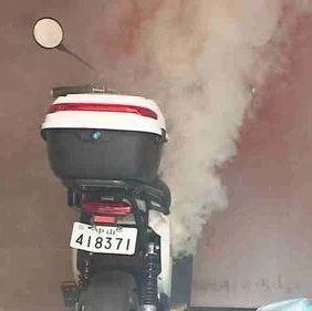 出租屋发生电动车火灾如何自救?中山消防提醒:记住这几点