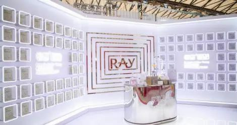 前沿科技赋能品牌,妆蕾RAY新品氧糖双抗面膜CBE首发
