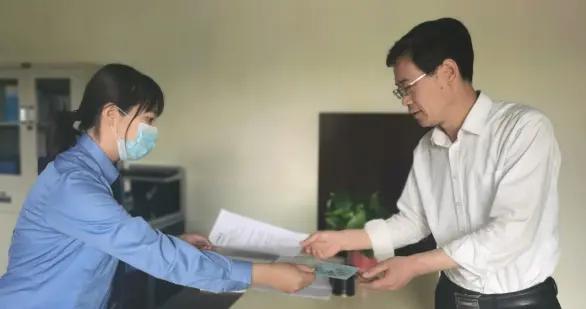 """神木市人民检察院第一检察部、案管办合力行动,开辟律师阅卷""""绿色通道"""""""