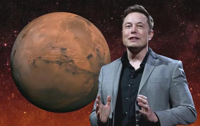 """10000颗核弹炸火星能使其""""地球化""""?科学家:根本是天方夜谭!"""