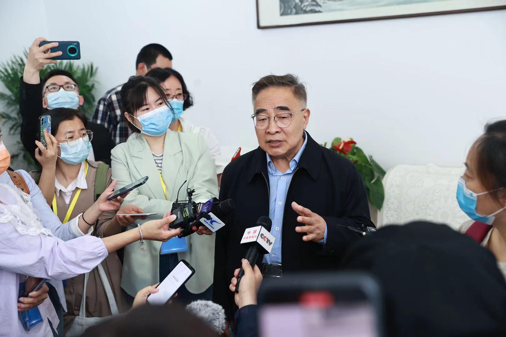 张伯礼:青年报考医学院热情空前高涨