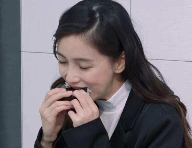 """娱乐圈""""大胃王""""女星排行榜,蒋欣第8,杨颖第2,张柏芝排第几?"""