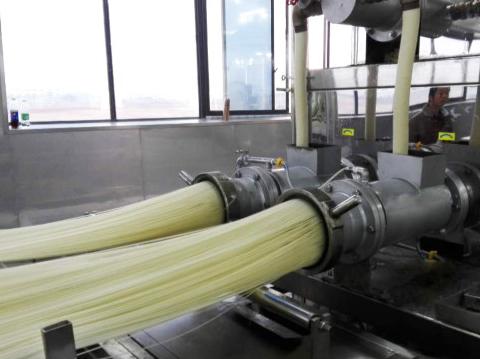 自动化米粉设备的新技术,实现企业的规范化生产
